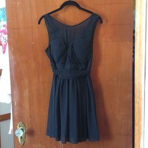 ModCloth: Black, Small (Size 4) Dress